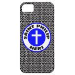 Santo Philip Neri iPhone 5 Protectores