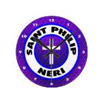 Santo Philip Neri Reloj