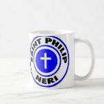 Santo Philip Neri Tazas