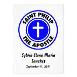Santo Philip que el apóstol invita