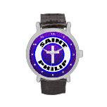 Santo Philip Reloj De Mano