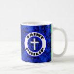 Santo Philip Tazas De Café