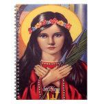 Santo Philomena, Patroness de la juventud Libretas