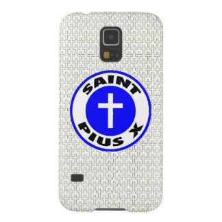 Santo Pío X Fundas De Galaxy S5