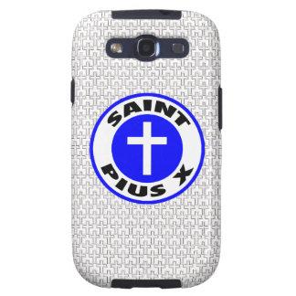 Santo Pío X Samsung Galaxy S3 Protector