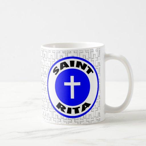 Santo Rita Taza Clásica