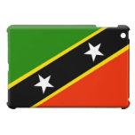 Santo San Cristobal y bandera de Nevis