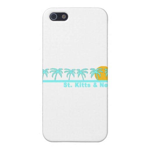 Santo San Cristobal y Nevis iPhone 5 Carcasa