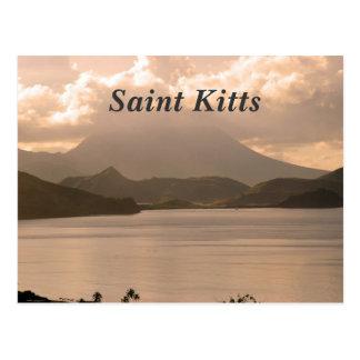 Santo San Cristobal y Nevis Tarjetas Postales