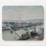Santo-Separe el puerto, Ruán, 1896 Mouse Pad