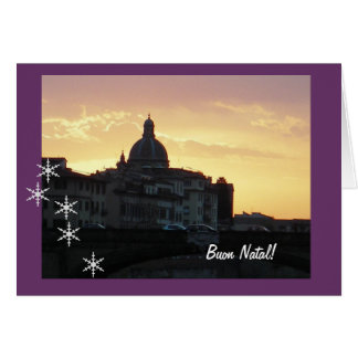 Santo Spirito Buon Natale Card