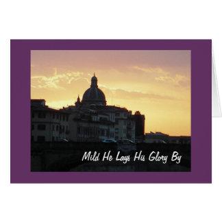 Santo Spirito Christmas Card