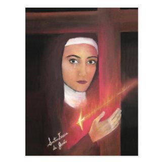 Santo Teresa de Jesús Tarjetas Postales