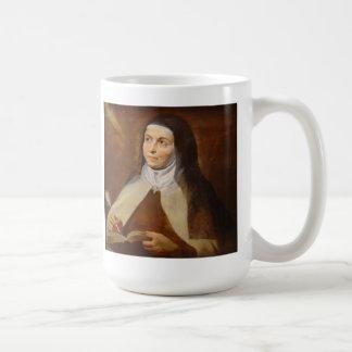 Santo Teresa de la taza de Ávila