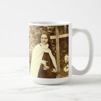 Santo Teresa de la taza de Lisieux