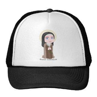 Santo Teresa del católico lindo de Lisieux Gorros