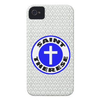Santo Teresa Case-Mate iPhone 4 Protectores