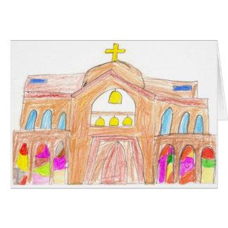 Santo Thérèse de Carmel • Jameson, edad 10 Tarjeta Pequeña