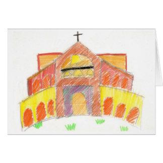 Santo Thérèse de Carmel • Katie, edad 12 Tarjeta Pequeña