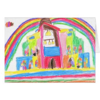 Santo Thérèse de Carmel • Shaun, edad 10 Tarjeta Pequeña