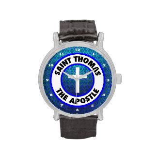 Santo Tomás el apóstol Reloj