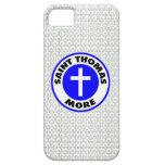 Santo Tomás más iPhone 5 Case-Mate Fundas