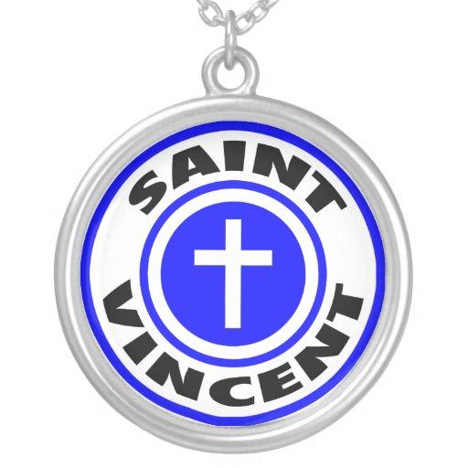 Santo Vincent Colgantes