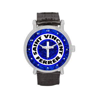Santo Vincent Ferrer Reloj