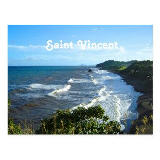Santo Vincent y granadina Tarjetas Postales