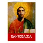 SANTOBAMA GREETING CARDS