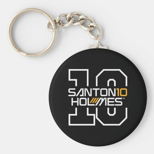 Santonio Holmes Keychain