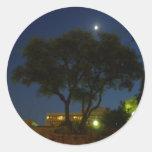 Santonio Moon Sticker