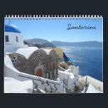 "Santorini 2018 calendar<br><div class=""desc"">Santorini,  Greece</div>"