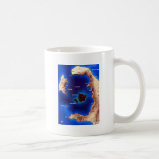 santorini-caldera-map.jpg taza clásica