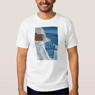 Santorini Gate T Shirt