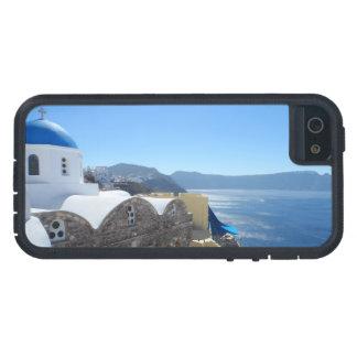 Santorini, Grecia Funda Para iPhone 5 Tough Xtreme