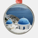 Santorini Grecia Ornamentos Para Reyes Magos