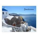 Santorini, Grecia Postal