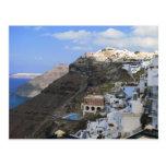 Santorini, Grecia Postales