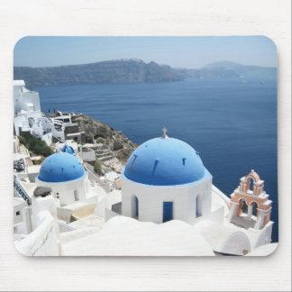 Santorini Grecia Alfombrillas De Ratones