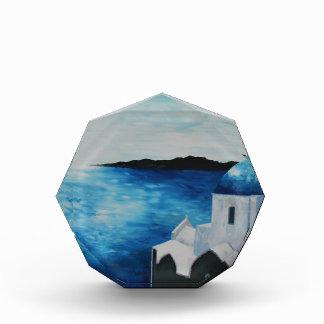 Santorini, Greece - Blue Dome Award