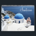 "Santorini Greece Calendar<br><div class=""desc"">Author`s photos from the most beautiful island in the world</div>"