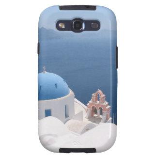 Santorini Greece Samsung Galaxy S3 Cases