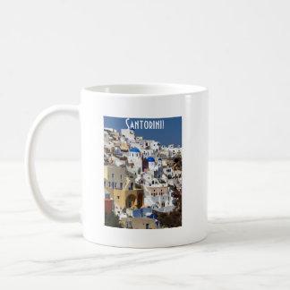 Santorini, Greece Coffee Mug