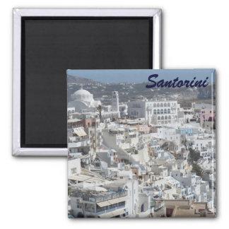 Santorini Greece Refrigerator Magnet