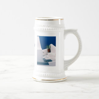 Santorini, Greece Mug