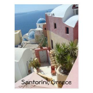 Santorini, Greece Postcards