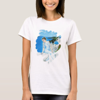 Santorini Greek T-Shirt