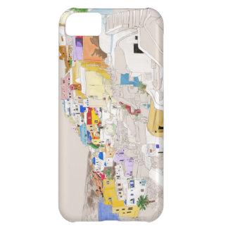 Santorini iPhone case iPhone 5C Cases