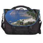 Santorini Island Laptop Commuter Bag